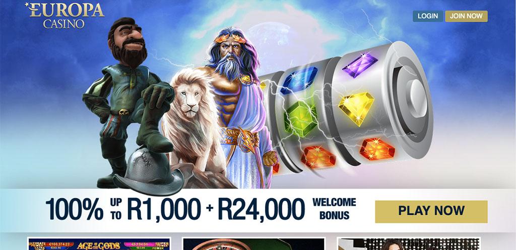 Online Europa Casino Review