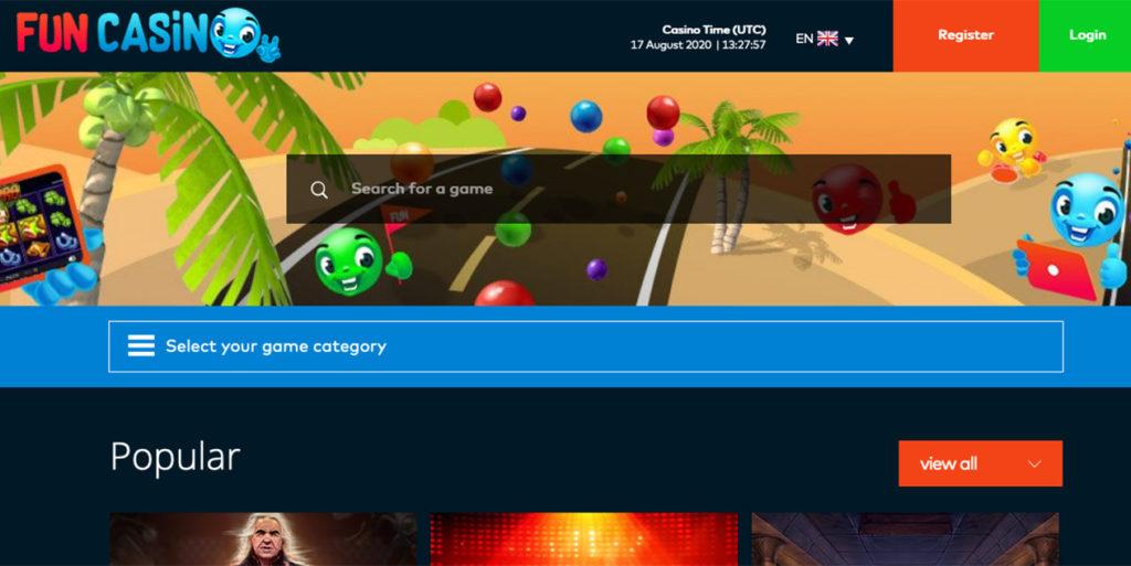Online Fun Casino Reviews