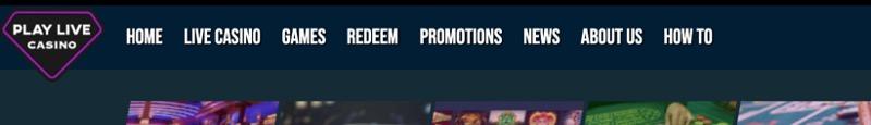 Online Play Live Casino