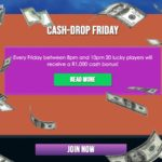 PlayLive CashDrop Friday™