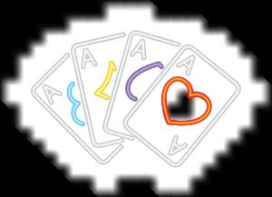 High hand Hold'em poker
