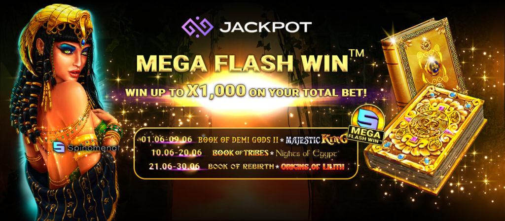 Jackpot MegaFlash