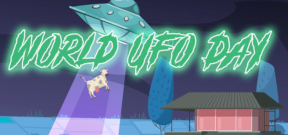 3 out of this world slots to play this UFO Day