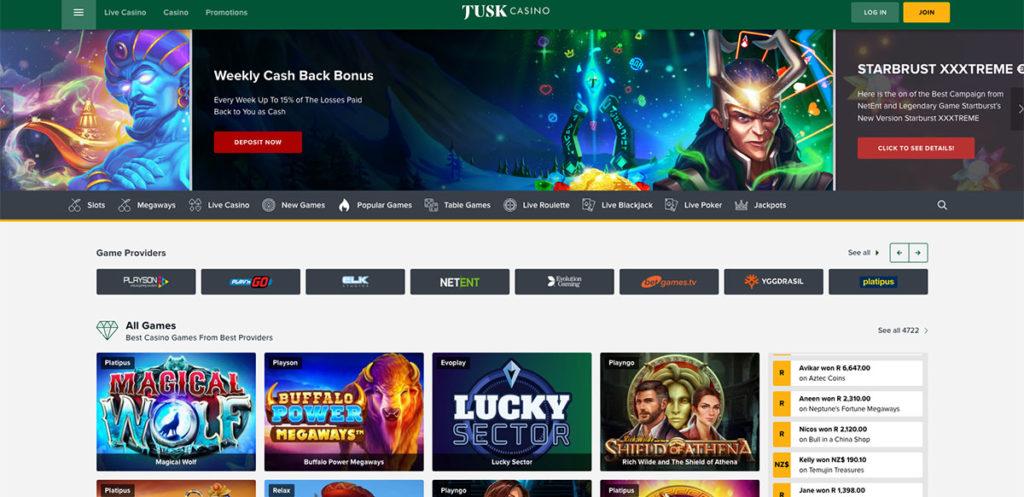Tusk Casino