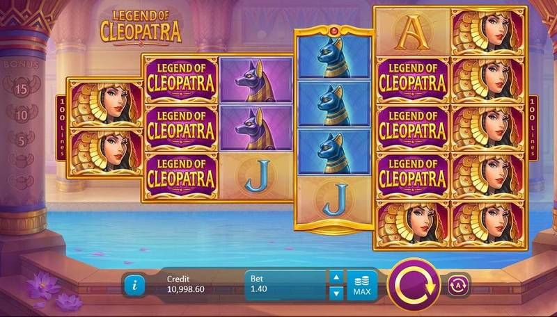 The Legend of Cleopatra – Playson